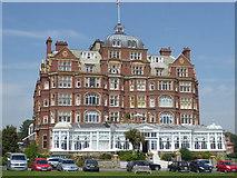 TR2135 : The Grand Hotel, Folkestone by Marathon