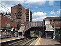 TQ1680 : West Ealing station by Malc McDonald
