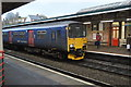 SX9473 : Exeter Train at Teignmouth Station by N Chadwick