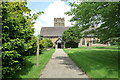 SO3978 : St. Cuthbert's Church (Clungunford) by Fabian Musto