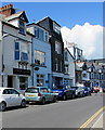 SX2553 : Village Gossip in West Looe by Jaggery