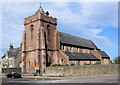 NJ9966 : St Peter's Episcopal church, Fraserburgh by Bill Harrison