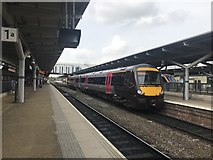 SK3635 : Class 170 unit at Derby station by Jonathan Hutchins