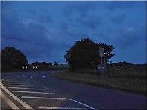 SP1057 : Bend on Stratford Road, Alcester by David Howard