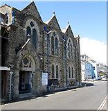 SX2553 : Riverside United Church in West Looe by Jaggery