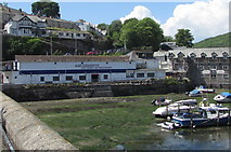 SX2553 : Riverside Amusements and Family Entertainment in West Looe by Jaggery