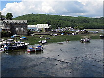 SX2553 : Old Mill Gift Centre, Millpool, West Looe by Jaggery