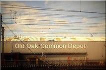 TQ2182 : Old Oak Common Depot by N Chadwick