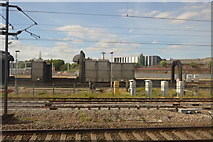 TQ2282 : Old Oak Common Depot by N Chadwick