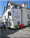 SX2553 : Fisherman's Arms, East Looe by Jaggery