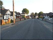 SO9397 : Hadley Road, Bilston by David Howard