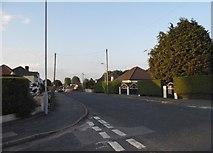 SO9497 : Hadley Road, Bilston by David Howard