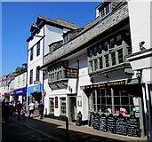SX2553 : Golden Guinea Restaurant, Fore Street, East Looe by Jaggery