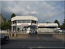 SO9674 : Sutton Motorcycles on Birmingham Road, Upper Catshill by David Howard