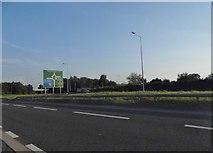 SJ9104 : Stafford Road, Coven Heath by David Howard