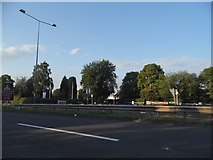 SJ9105 : Stafford Road, Coven Heath by David Howard