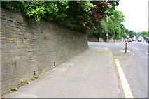 SE0724 : Rochdale Road approaching Green Lane junction by Roger Templeman