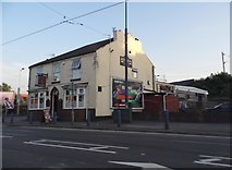 SO9297 : The Red Lion, Monmore Green by David Howard