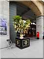 SJ8498 : Tree of Hope, Victoria Station by David Dixon
