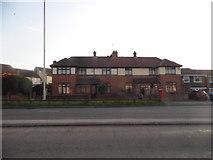 SO9393 : Birmingham New Road, Roseville by David Howard