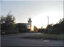 SO9495 : Tower on Black Country Route, Coseley by David Howard