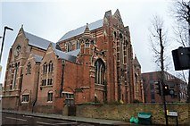 TQ3074 : Corpus Christi Catholic Church by N Chadwick