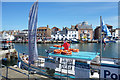 SY6878 : Weymouth and Portland Ferry by Des Blenkinsopp