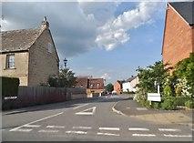 SP2748 : Hillman Way, Ettington by David Howard