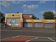 SO8986 : Chemix Autocentre on Camp Hill by David Howard