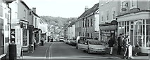 ST7593 : Long Street, Wotton Under Edge, Gloucestershire 2014 by Ray Bird