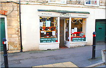 ST7593 : Homemade Food Shop, Long Street, Wotton Under Edge, Gloucestershire 2014 by Ray Bird