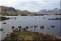 NN3147 : Lochan na h-Achlaise by Ian Taylor