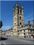 SP5206 : Magdalen Tower by Philip Halling
