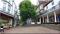 TQ5838 : The Pantiles, Royal Tunbridge Wells by Richard Cooke