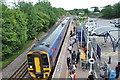 ST7082 : Yate Railway Station, Gloucestershire 2015 by Ray Bird
