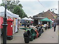 SP9211 : Piles of Pots at the Tring Friday Market by Chris Reynolds