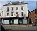 SO5012 : Vacant Agincourt Square shop to let, Monmouth by Jaggery