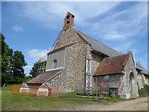 TM4369 : Westleton Church by Chris Holifield