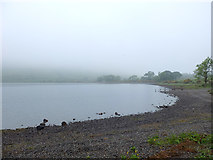 NY1807 : Northern End of Wast Water by Gary Rogers