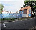 SO5012 : Welsh Water's Monmouth Town Sewage Pumping Station by Jaggery
