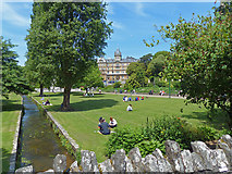 SZ0891 : The Central Gardens, Bournemouth by Robin Drayton