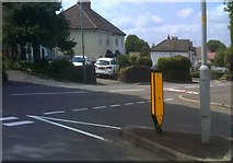 SO9096 : Rookery Lane Junction by Gordon Griffiths
