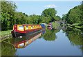 SJ8709 : Shropshire Union canal northwest of Brewood, Staffordshire : Week 23