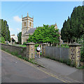 ST2223 : Wilton: St George by John Sutton