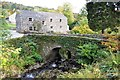 NY3606 : Bridge over Rydal Beck by Robert Struthers