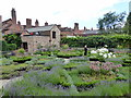 SP2054 : The Knot Garden, Shakespeare's New Place by PAUL FARMER