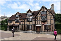 SP2055 : Shakespeare's Birthplace by PAUL FARMER