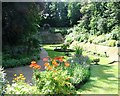 TG2208 : Flower beds in the Plantation Garden by Evelyn Simak