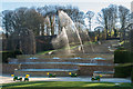NU1913 : The Grand Cascade, The Alnwick Garden by Ian Capper