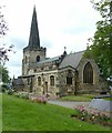 SK4837 : Church of St Helen, Stapleford by Alan Murray-Rust